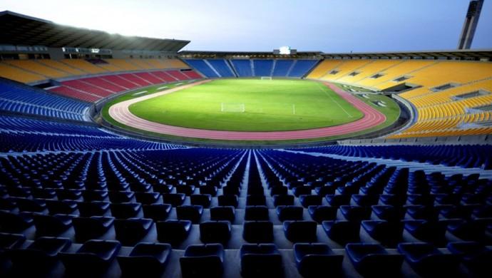Estádio Castelão em São Luís-MA (Foto: Biaman Prado / O Estado)