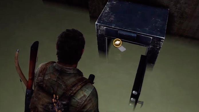 O terceiro cofre está dentro do hotel (Foto: Reprodução/Youtube)