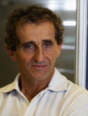 Alain Prost na RBR (Foto: Getty Images)