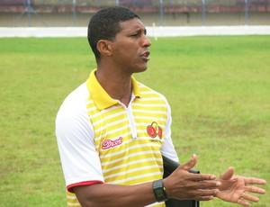 Axel, técnico do Jabaquara (Foto: Antonio Marcos)