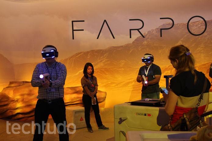 Farpoint (Foto: Tais)