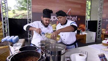 MC Koringa e Paulinho Serra falam sobre a expectativa de passar pela Panela de Pressão