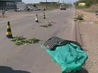 Em Marabá, motociclista morre atropelado ao sair do trabalho