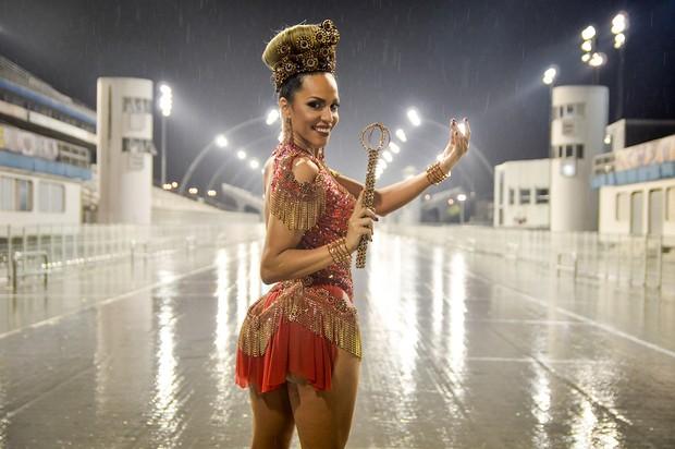 Ana Paula Ferrari, rainha da Pérola Negra (Foto: Eduardo Graboski / M2 Divulgação)