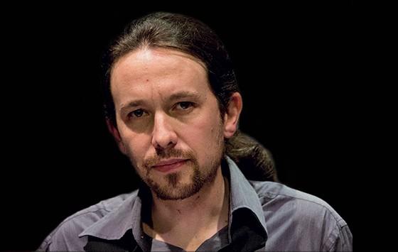 PABLO IGLESIAS Espanha Seu partido, o Podemos, formou-se depois da onda de protestos que tomou  o país em 2011. Reivindica a ampliação de direitos sociais e mudanças  no sistema financeiro (Foto: Pablo Blazquez Dominguez/Getty Images)