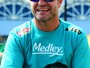 De férias com a família, Barrichello desfalcará amistoso em Manaus