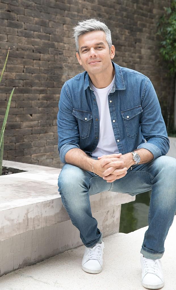 Otaviano Costa (Foto: Miguel Sá/ Ed. Globo)