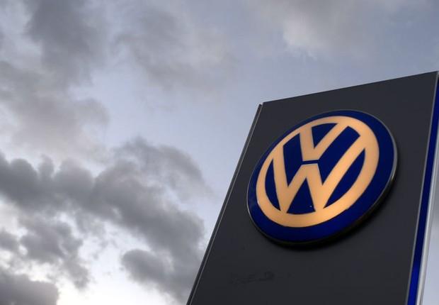 Concessionária da rede Volkswagen (Foto: David Gray/Reuters)