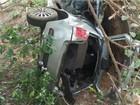 Adolescente de 15 anos morre após acidente com carro em Capitão Enéas