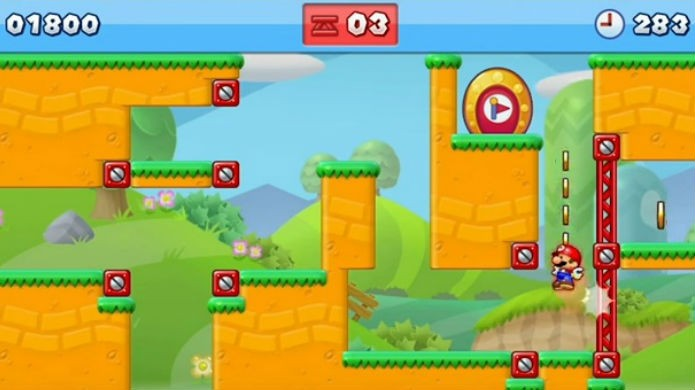 Mini Mario & Friends amiibo Challenge exige o uso de amiibo (Foto: Reprodução/Thomas Schulze)