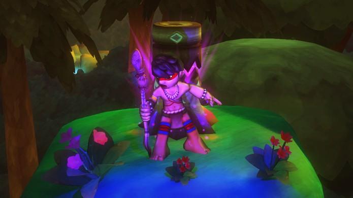 Aritana e a Pena da Harpia é um dos jogos brasileiros que sairá para Xbox One e PlayStation 4 (Foto: Divulgação)