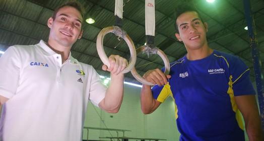 Amigos e rivais (Marcos Guerra)
