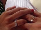Veja vídeo de Ronaldo pedindo Paula Morais em casamento