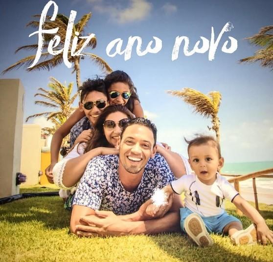 BLOG:  Feliz 2017: Veja como foi o Réveillon dos jogadores do Santos