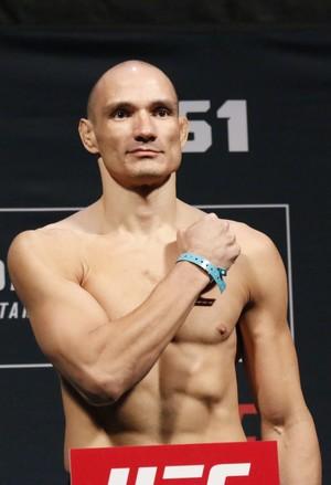 Vitor Miranda; UFC Almeida x Garbrandt (Foto: Evelyn Rodrigues)