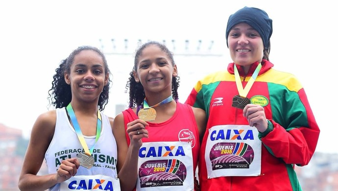 atletismo; Brasileiro; Ana paula; manaus; amazonas (Foto: Wagner Carmo/CBAt)
