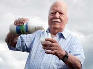 Olavo morreu aos 89 anos em SP (Foto: Reprodução Blog do Tião / Globo Rural)
