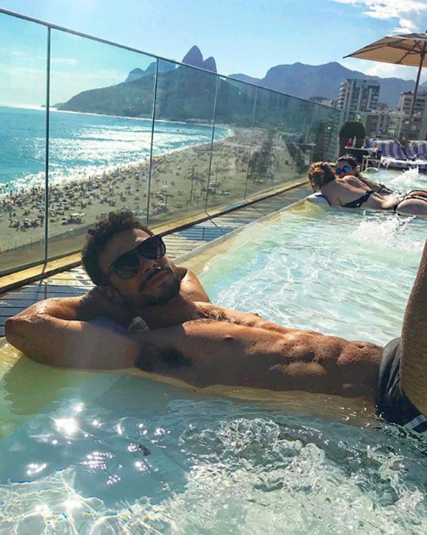 Sérgio Malheiros (Foto: Reprodução/Instagram)