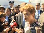 Dilma Rousseff continua a dizer que o processo de impeachment é ilegal