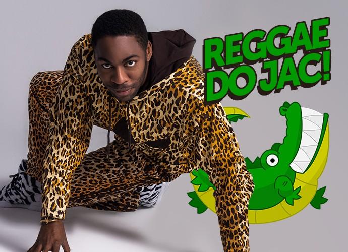 Reggae do Jac (Foto: TV Globo)
