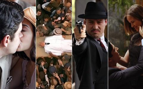 Reveja as emoções da última semana da trama! (Gabriela / TV Globo)