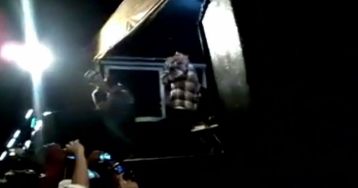 Funkeiro morre após levar tiro em show; fã registra cena em vídeo