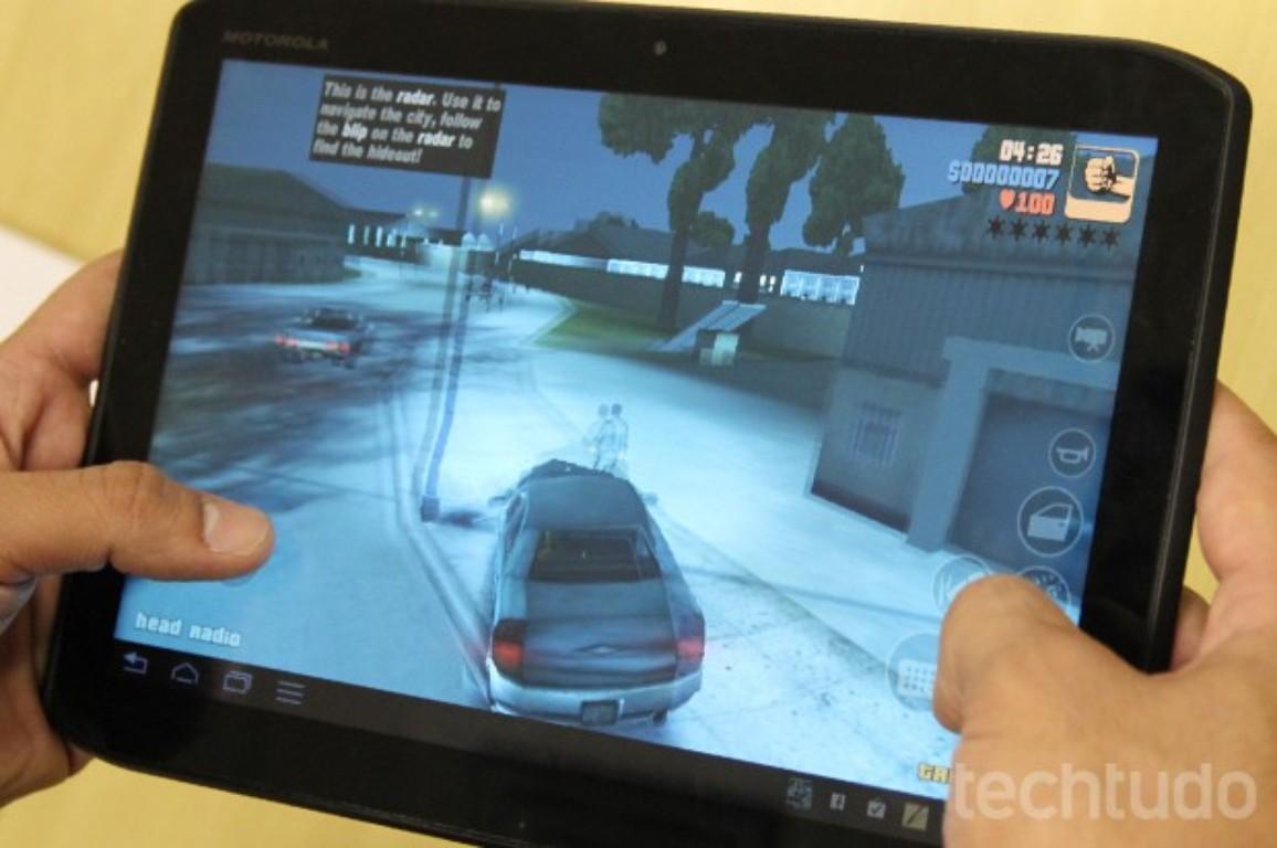 Motorola vendeu tablets Xoom recondicionados com dados dos usuários