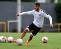Dorival confirma Patito como titular e revela admiração antiga pelo argentino