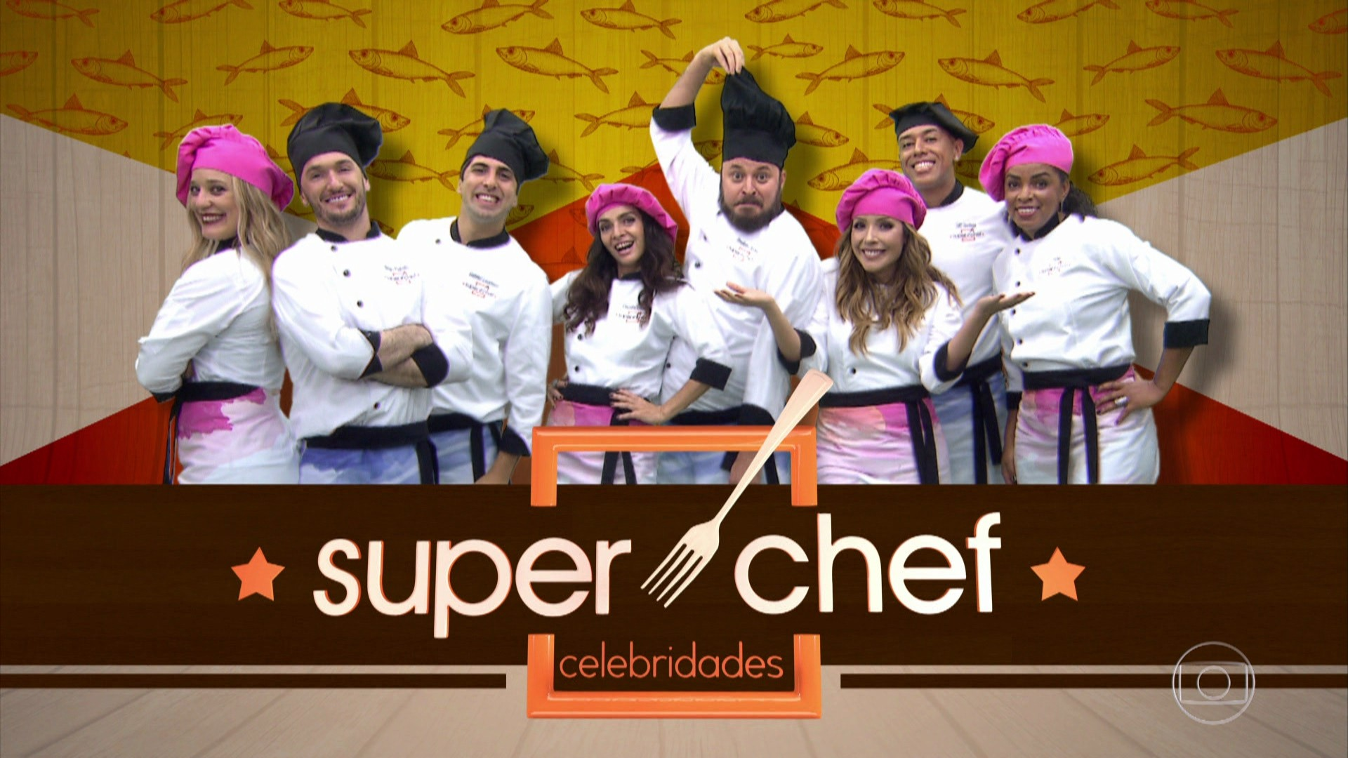 Super Chef Celebridades 2017
