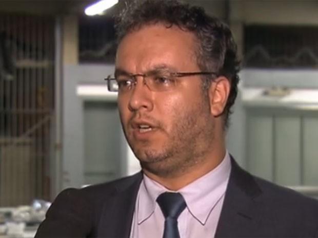 Fernando Padula assume a coordenação do Arquivo do Estado (Foto: GloboNews/Reprodução)