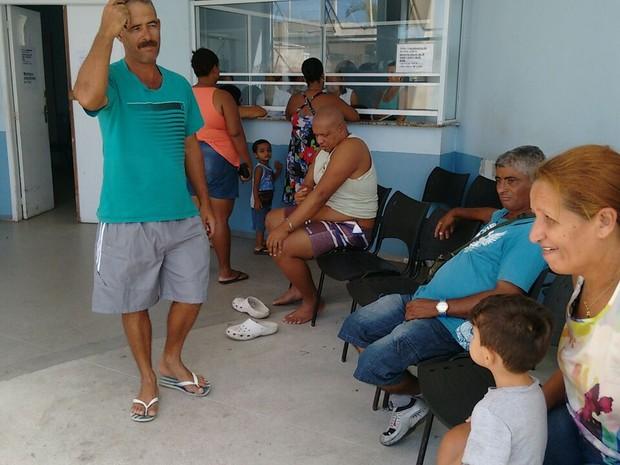 Cremerj quer rápida solução para problema do atendimento público na Saúde de Cabo Frio (Foto: Felipe Fidélis/Arquivo Pessoal)