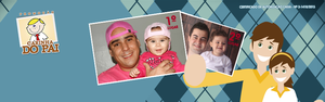 Acesse e conheça os vencedores da Promoção 'Carinha do Pai' (Rogers Saccani)