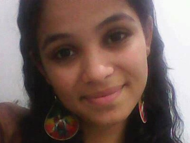 Suposto serial killer é julgado pela morte de Ana Rita de Lima, de 17 anos, em Goiânia, Goiás (Foto: Inês Érica de Lima/Arquivo pessoal)