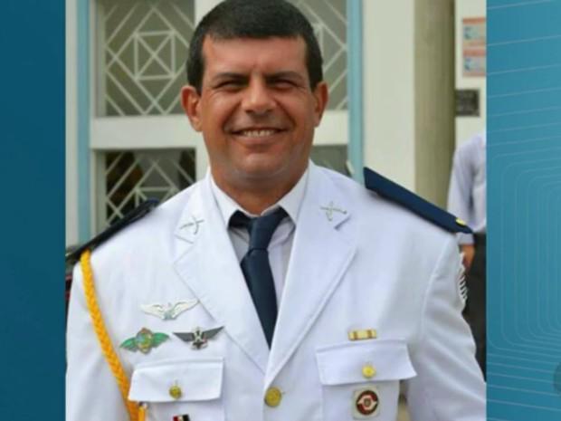 Policial Militar morreu após levar tiro na cabeça em uma tentativa de assalto em Ribeirão Preto (Foto: Arquivo pessoal/Divulgação)