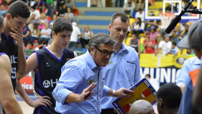 Paco García Mogi das Cruzes x Malvín Grupo A Liga Sul-Americana (Foto: Cauê Maldonado)