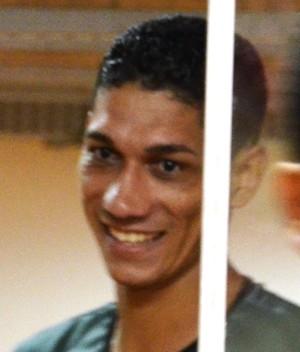 Eduardo Lopes, atacante do Andirá (Foto: Duaine Rodrigues)