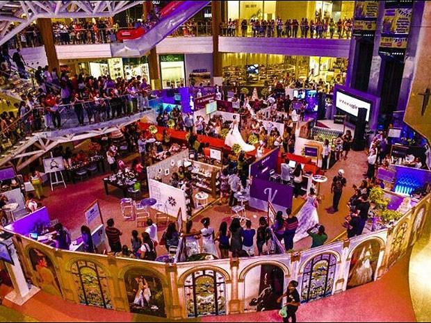 Evento será realizado no PIso L1, na Praça Central do Salvador Shopping (Foto: Divulgação )