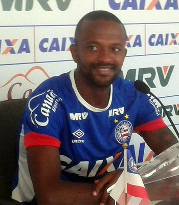 Diego Rosa; Bahia (Foto: Ruan Melo)