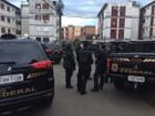 Ação da PF desarticula grupo suspeito de roubar R$ 1 milhão da Caixa