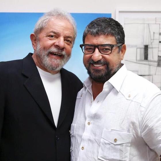 Presidente do PT no Rio de Janeiro, Washington Quaquá é prefeito de Maricá (Foto: Reprodução)
