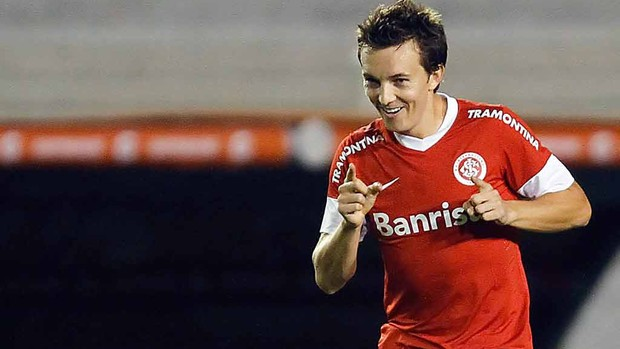 dagoberto internacional x the strongest (Foto: AFP)