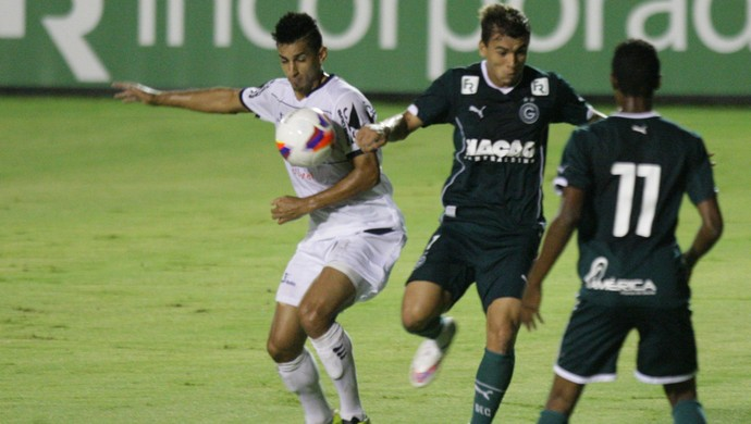 Goiás x Aparecidense - Campeonato Goiano (Foto: Cristiano Borges / O Popular)