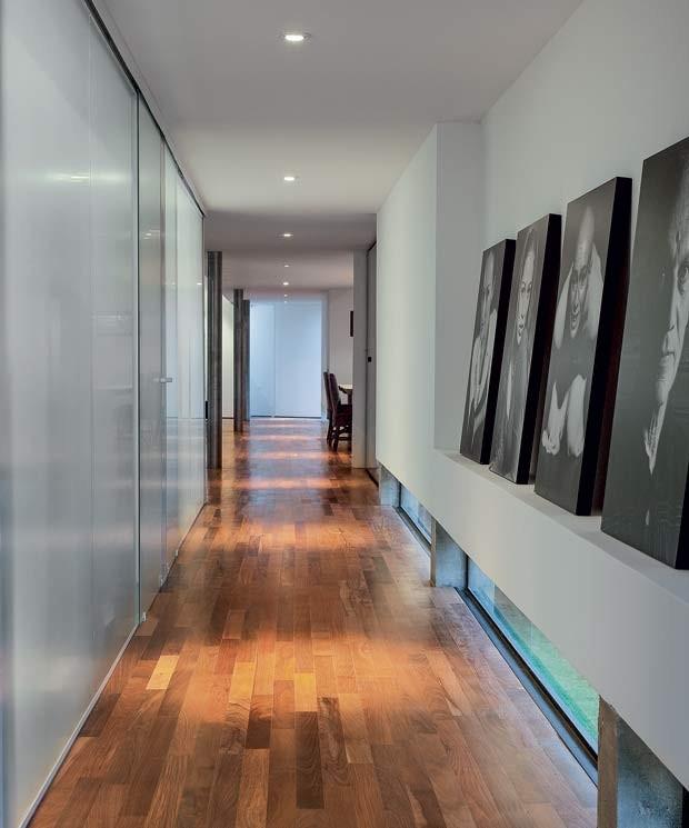 recorte-corredor-telas (Foto: Edu Castello/Editora Globo)