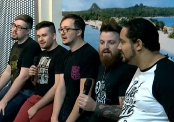 Conheça a origem da banda 'Megafone' (Foto: Priscila Miranda/ TV Tapajós)
