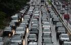 Saiba como relatar onde o trânsito é ruim (Alexandre Moreira/Brazil Photo Press/Estadão Conteúdo)