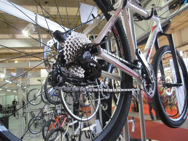 Bike Expo Brasil reúne novidades para ciclistas em São Paulo (Foto: Nathália Duarte/G1)