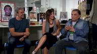 Dedé Santana, Fioravante Almeida e Alexandre Borges falam sobre peça 'Palhaços'