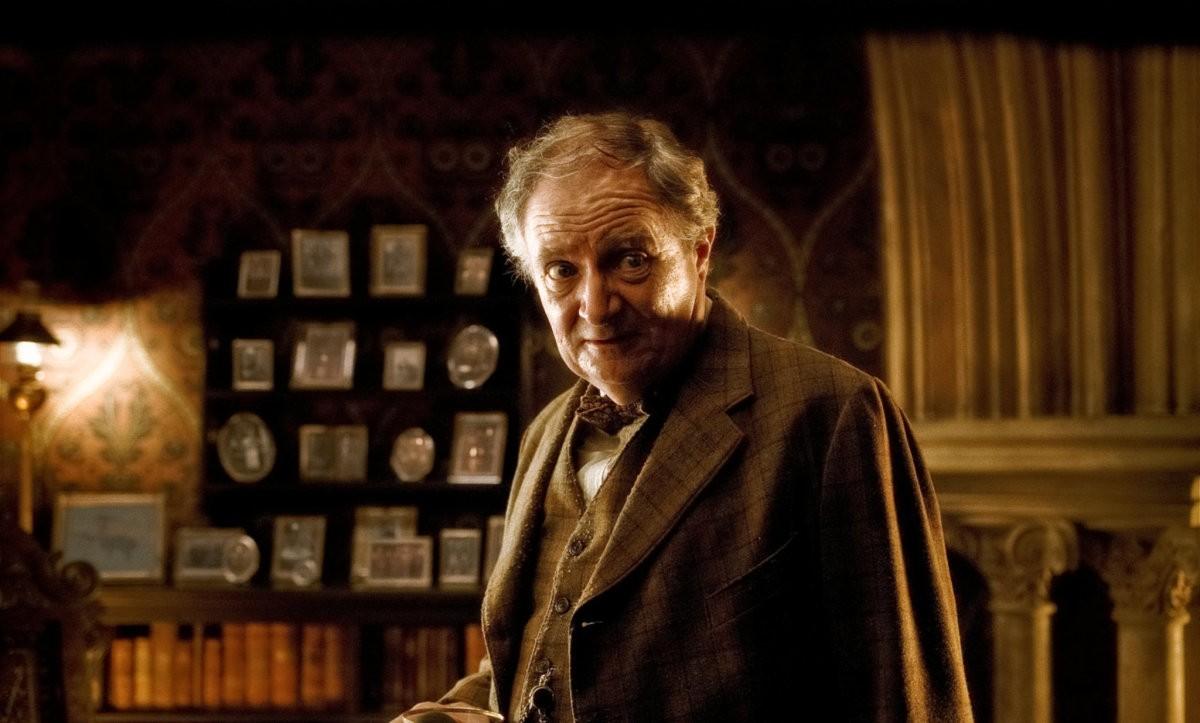 Horace Slughorn em Harry Potter (Foto: Divulgação )