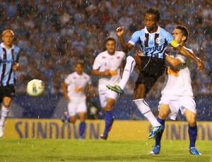 Zé Roberto contra o Cruzeiro (Foto: Lucas Uebel/Divulgação, Grêmio)
