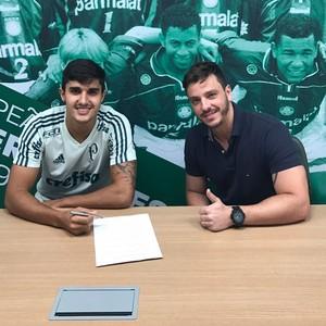 Thiago Martins Palmeiras (Foto: Divulgação/Marcelo Pettinati/Energy Sports)
